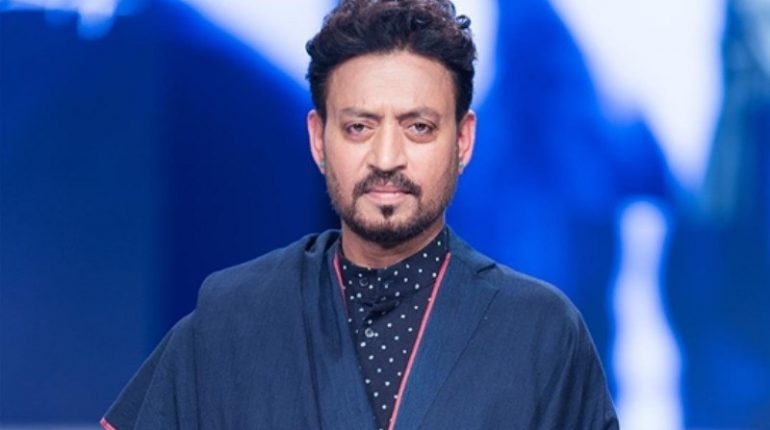 Photo of Irrfan Khan Dies At The Age of 53