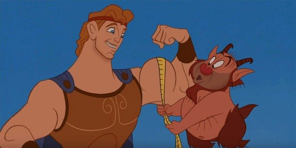 "Photo of Disney works on live-action version of ""Hercules"""