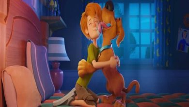 "Photo of Movie ""Scoob"" will be released online"