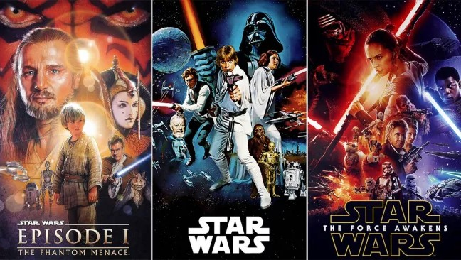 Photo of Amazon Prime Video will premiere all Star Wars movies starting in May