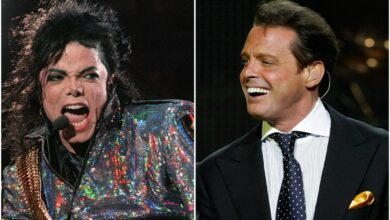 "Photo of The Story Behind the Publication of Luis Miguel and His ""unknown"" Duet With His Idol Michael Jackson"