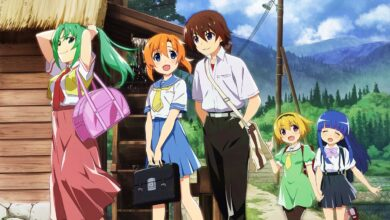 Photo of Higurashi no Naku Koro ni anime reveals new trailer