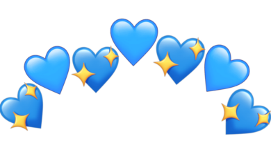 Photo of WhatsApp: What does the blue heart emoji mean?