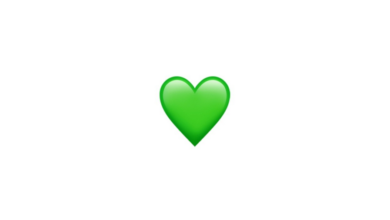 Photo of WhatsApp: What Does The Green Heart Emoji Mean?