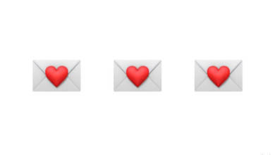 Photo of WhatsApp: What does the love letter emoji mean?