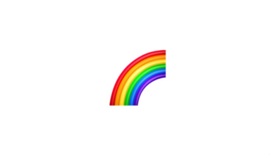 Photo of WhatsApp: What does the rainbow emoji mean?