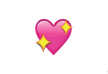Photo of WhatsApp: What Does The Shiny Heart Emoji Mean?