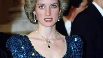 Photo of Jewellery that Lady Diana once wore (and where are they now)