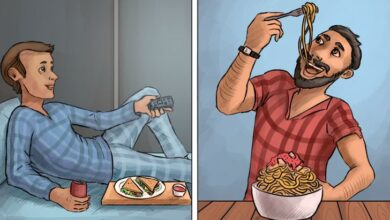 Photo of Illustrations that will make you see that there are only two types of people