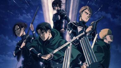 Photo of Shingeki no Kyojin revealed a new visual for its final season