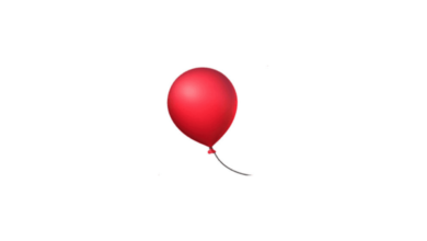 Photo of WhatsApp: What does the balloon emoji mean?