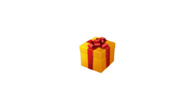 Photo of WhatsApp: What does the gift emoji mean?