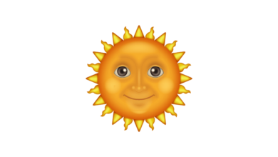 Photo of WhatsApp: What does the emoji of the Sun with a smiley face mean?