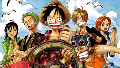 Photo of One Piece shows fragments of its new dub
