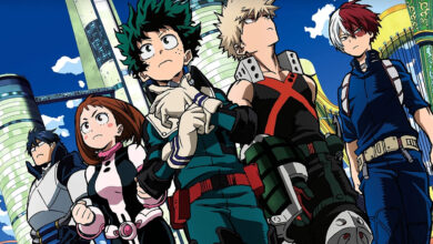 Photo of Boku no Hero Academia reveals the first trailer for its fifth season