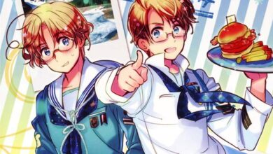 Photo of Hetalia World Stars manga will be adapted to anime