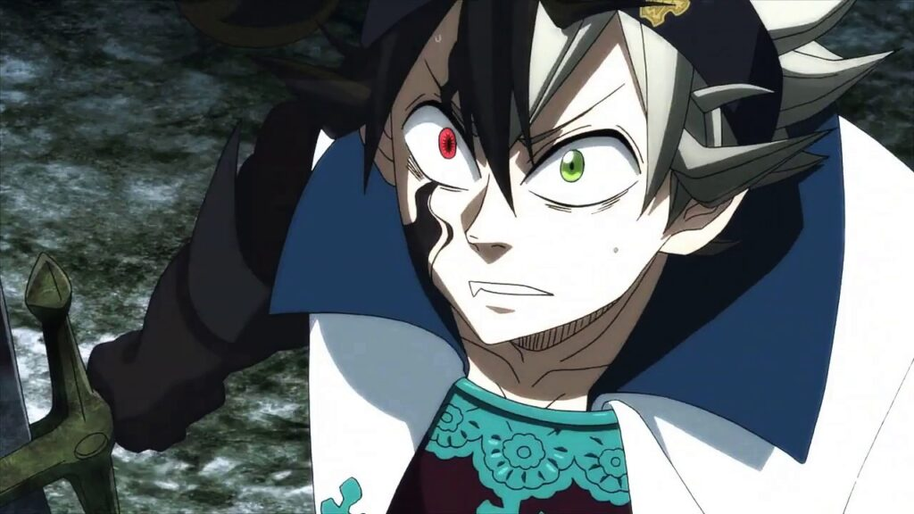The current arc of the Black Clover anime will end in ...