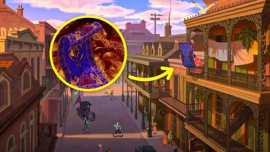 Photo of Details from Disney movies most viewers didn't notice at all