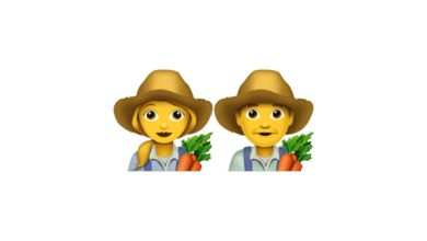 Photo of WhatsApp: What does the farmer emoji mean?
