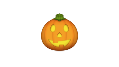 Photo of WhatsApp: What does the pumpkin emoji mean?