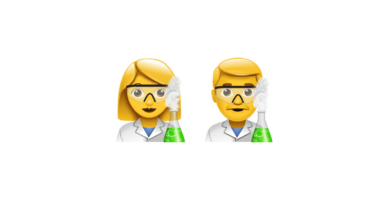 Photo of WhatsApp: What does the scientist emoji mean?