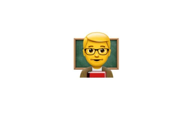 teacher-emoji