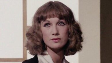 Photo of Daria Nicolodi, face of the giallo and screenwriter of 'Suspiria' dies