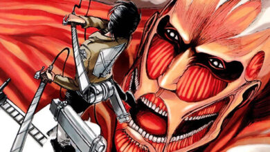Photo of Shingeki no Kyojin manga is about to reach its final chapter