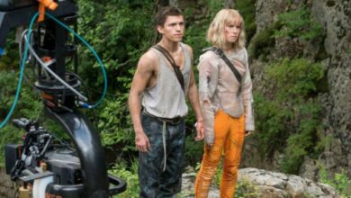 Photo of 'Chaos Walking': Tom Holland and Daisy Ridley's movie now has a poster