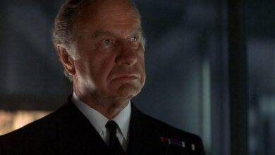 Photo of Actor Geoffrey Palmer from ('Tomorrow never dies') dies at 93