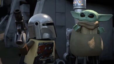 Photo of 'Lego Star Wars: Happy Holidays Special': The Trailer's Out