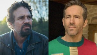 Photo of Mark Ruffalo to be Ryan Reynold's father in 'the Adam Project'