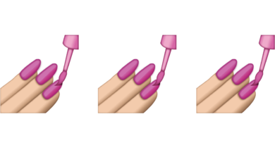 Photo of WhatsApp: What does the painted nails emoji mean?
