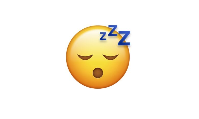 sleep-emoji