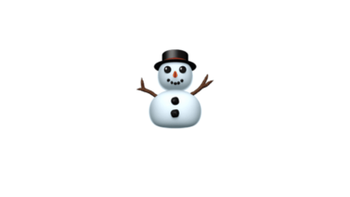 Photo of WhatsApp: What does the snowman emoji mean?