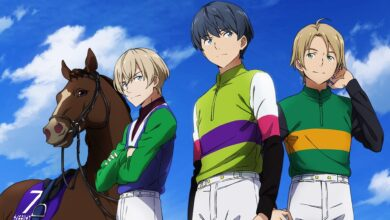 Photo of Aniplex produced a special horse racing video