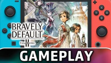 Photo of Nintendo rewards you for playing the Bravely Default II demo on Switch