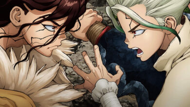 Photo of Dr. Stone reveals new details for his second season