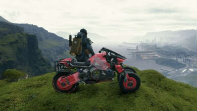 Photo of Death Stranding received amazing free content from Cyberpunk 2077
