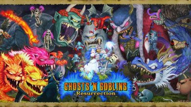 Photo of Check out what Ghosts 'n Goblins Resurrection looks like