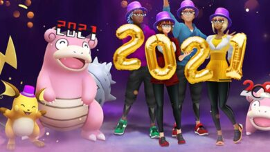 Photo of Pokémon will welcome the New Year 2021 from space