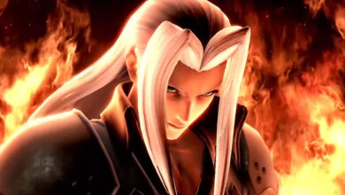 Photo of Sakurai to reveal Sephiroth gameplay in Smash Bros. Ultimate very soon