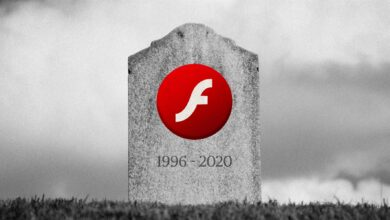 Photo of End of an era: Flash Player support ends