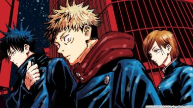 Photo of Jujutsu Kaisen reveals new visual for his second half