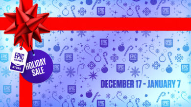 Photo of Epic Games Store Christmas Sale Starts