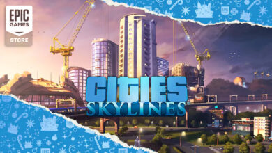 Photo of Free games: Epic Games giving away Cities Skylines for PC