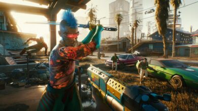 Photo of Cyberpunk 2077 makes strong debut in Japan, but doesn't conquer sales