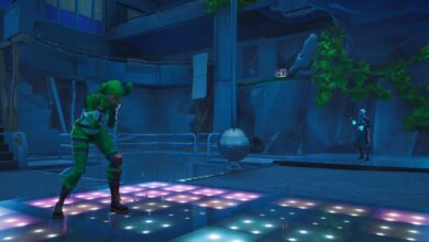 Photo of Fortnite: say goodbye 2020 with striking Battle Royale gesture