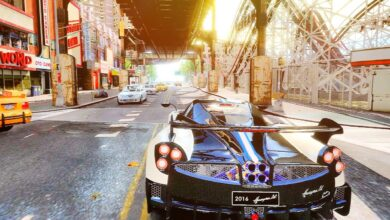 Photo of Grand Theft Auto IV receives Next-Gen treatment by modders
