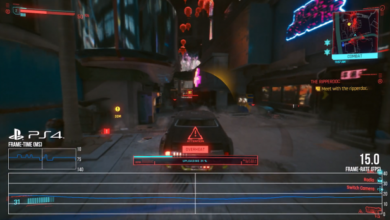 Photo of CDPR explains why Cyberpunk 2077 runs badly on PS4 and Xbox One
